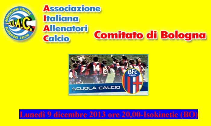 """A.I.A.C. e Isokinetic: """"La Primavera del Bologna F.C. 1909: mentalità in fase di possesso e non possesso palla"""""""