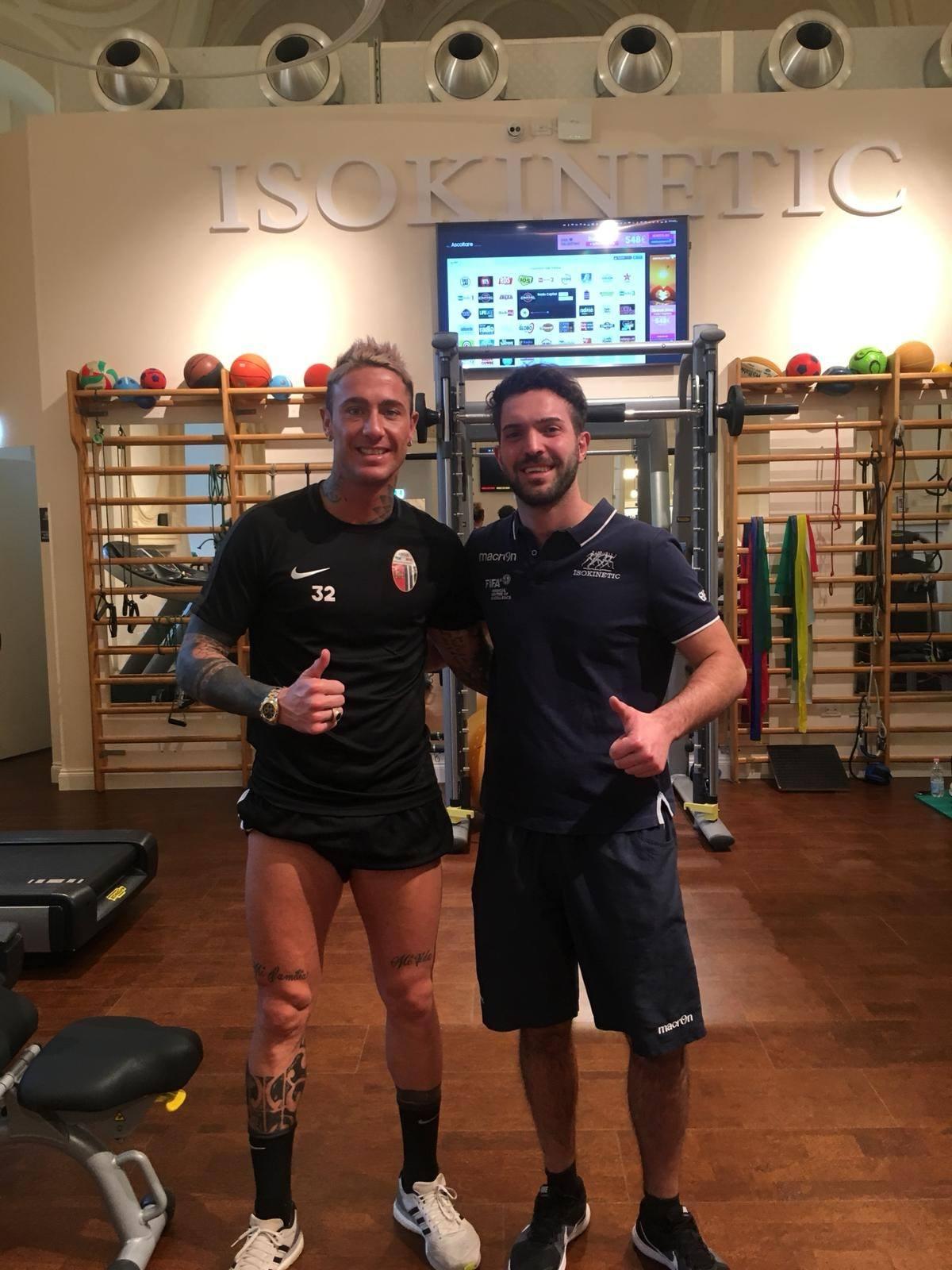 Ascoli, Matteo Ardemagni di nuovo in gol!