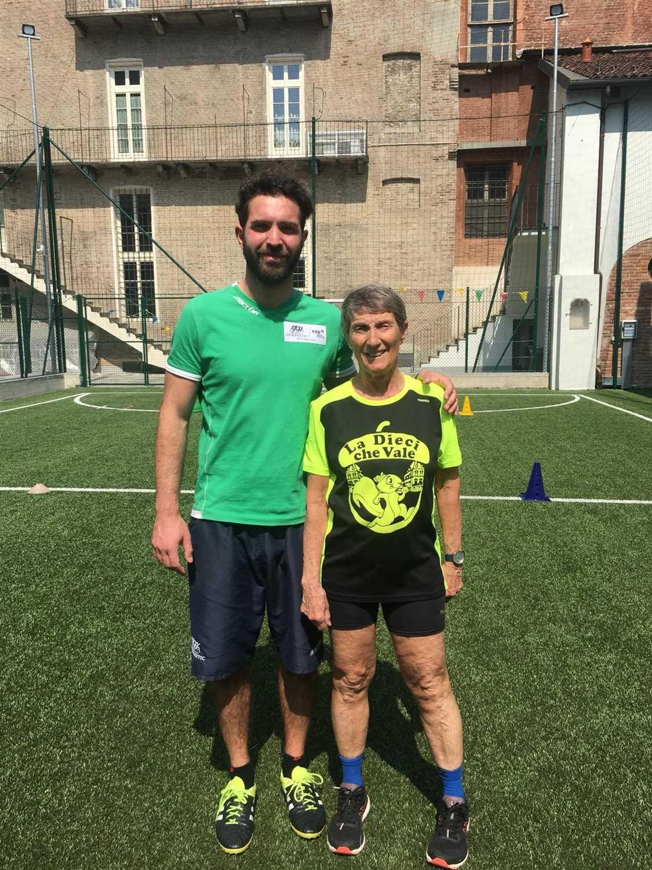 La salute dell'atleta Master: prevenzione e preparazione sportiva
