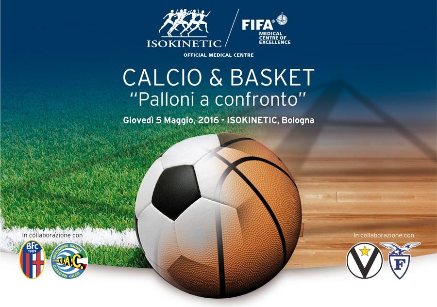 "CALCIO & BASKET ""Palloni a confronto"""