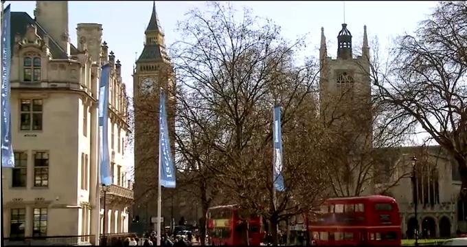 E' online il trailer del Congresso di Aprile 2015 a Londra!