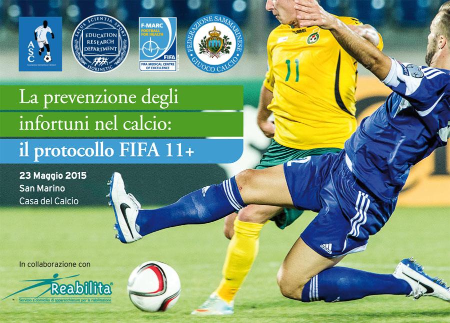 La prevenzione degli infortuni nel calcio: il protocollo FIFA 11+