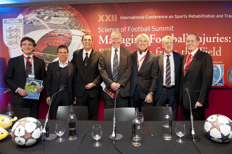 "Fifa.com: ""FIFA 11+ presented at key London conference"""