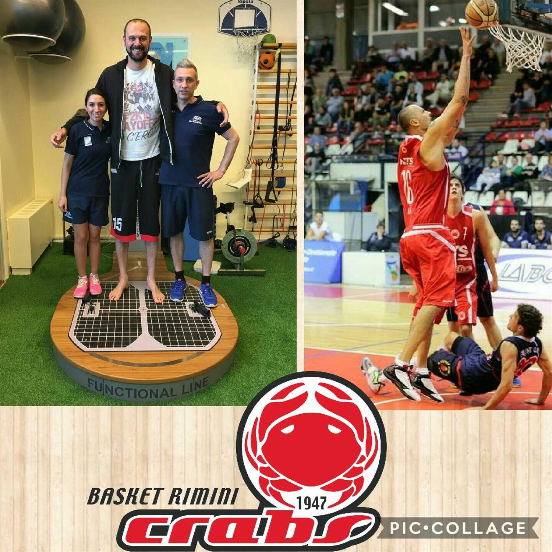 Crabs Basket Rimini: Foiera e i suoi alleati in Isokinetic!