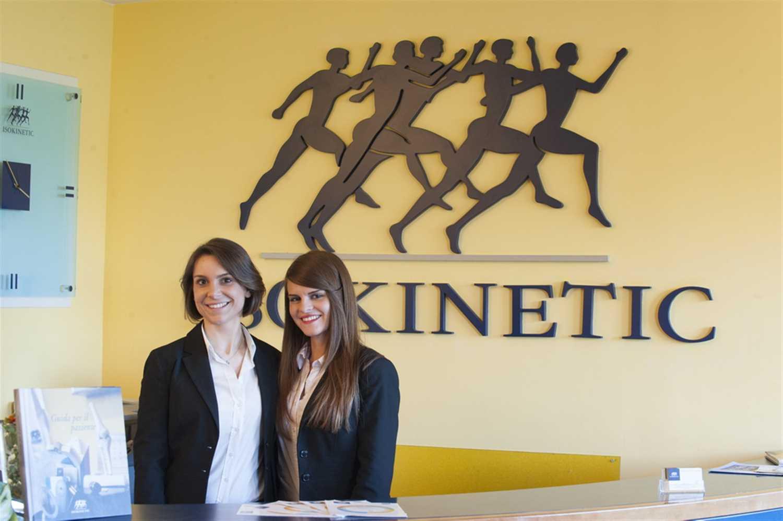 Lavora con noi in Isokinetic Roma come receptionist