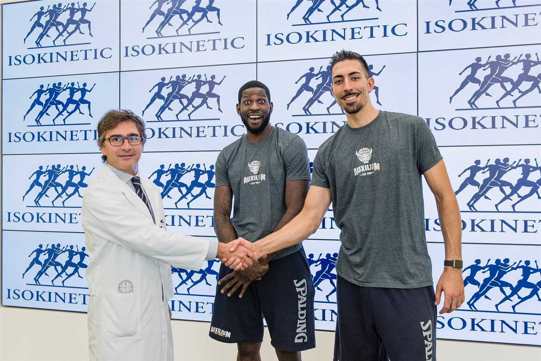 Basket: Isokinetic al fianco dell'Auxilium Cus Torino