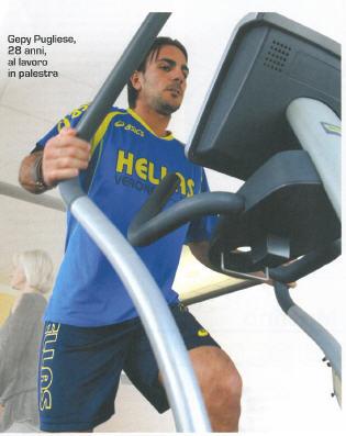 """Magazine ufficiale Hellas Verona F.C.: """"Dove rinascono i nostri campioni"""""""