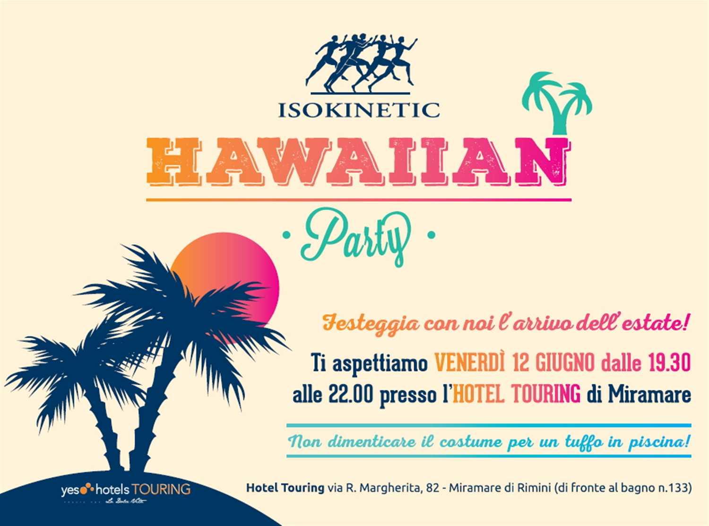 Isokinetic Hawaiian Party