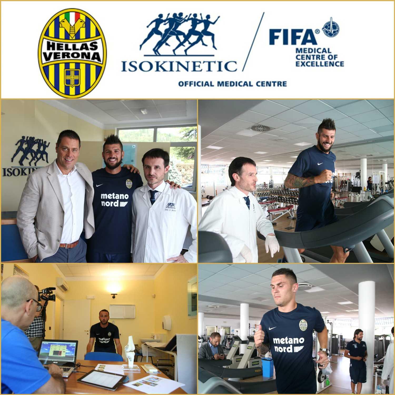 Hellas Verona e Isokinetic insieme anche nella stagione 2016/17.