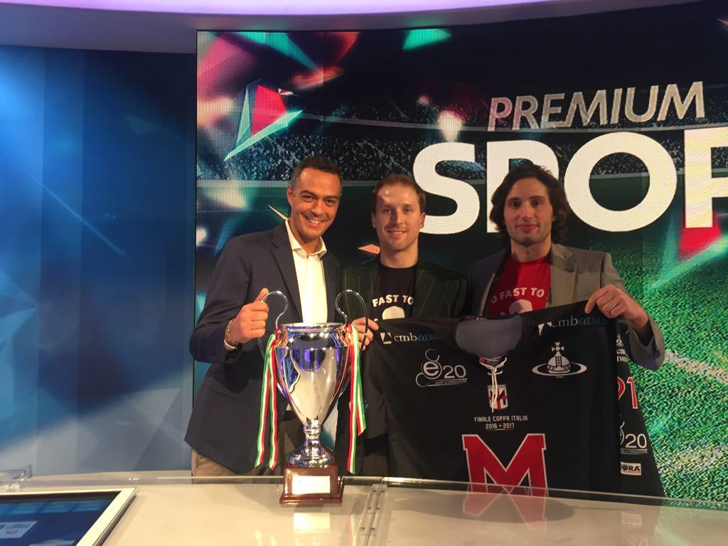 Coppa Italia per Hockey Milano rossoblu