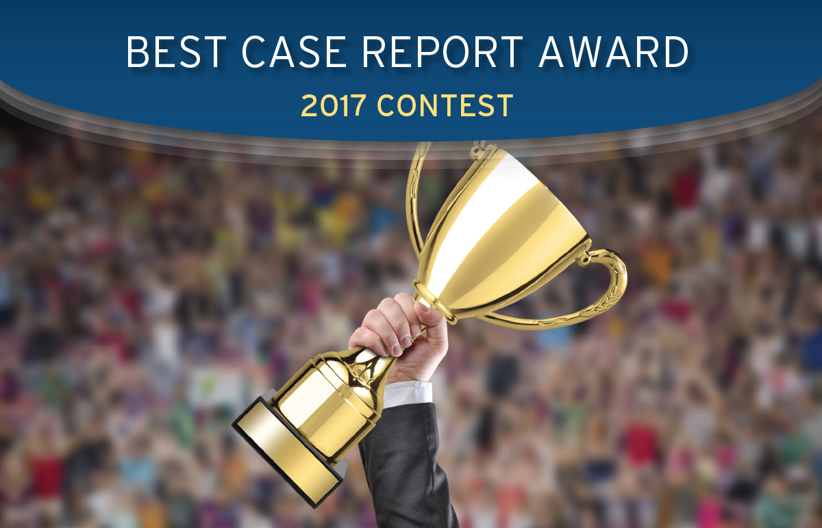 Best Case Report Award 2017