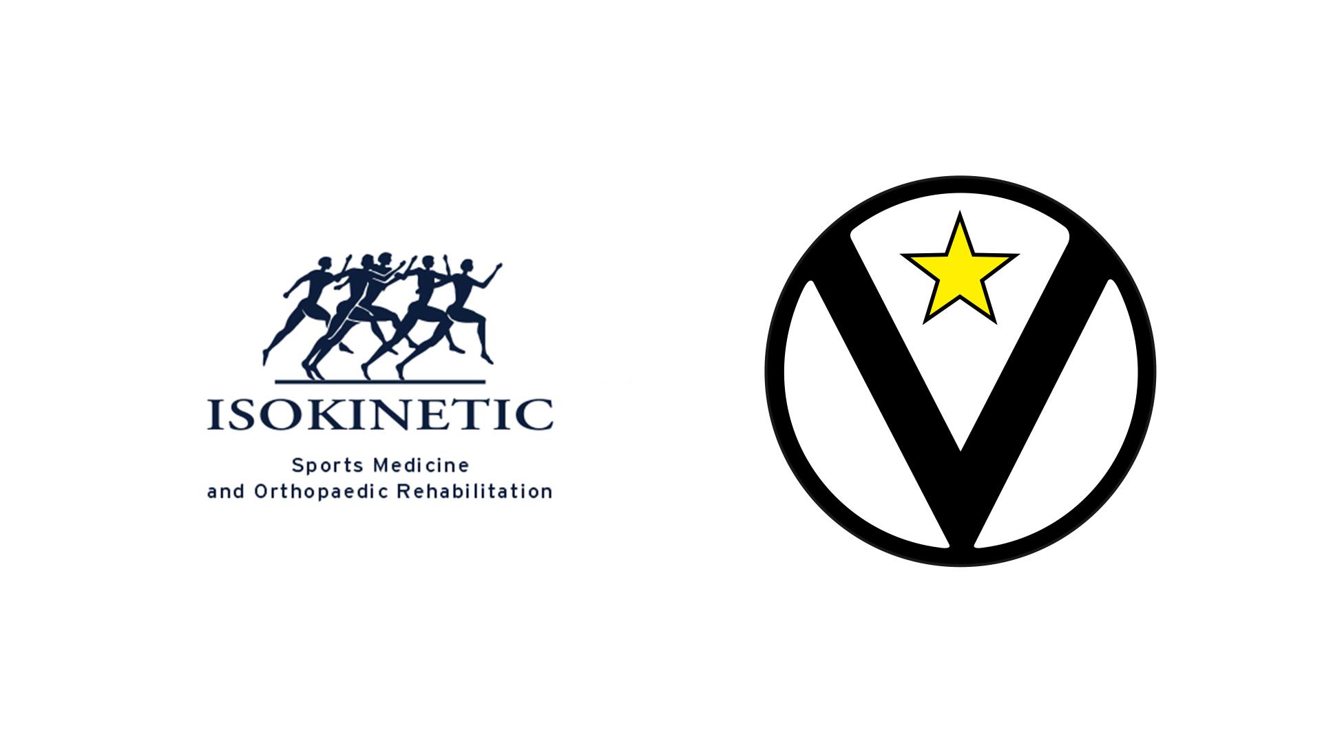 Isokinetic Bologna rinnova la partnership con la Virtus