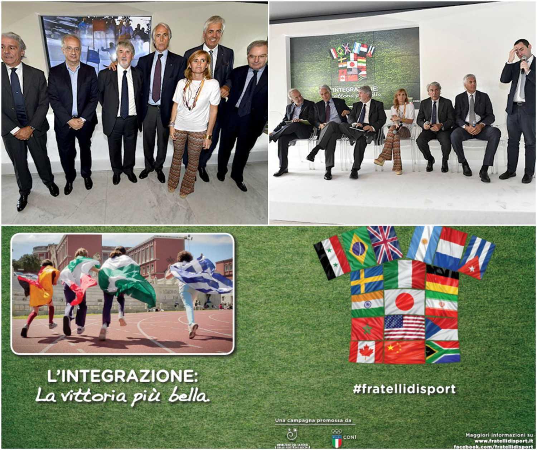"""La Dott.ssa Bianchedi al workshop CONI """"Sport e integrazione: la vittoria più bella"""""""