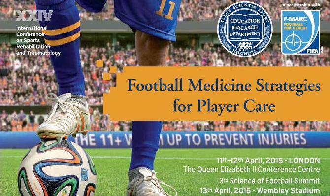 Newsletter Congresso Football Medicine Strategies – Luglio