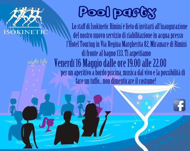Pool Party a Rimini!