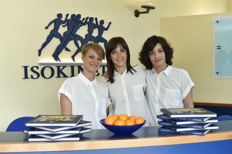 Lavora con noi in Isokinetic Verona come receptionist