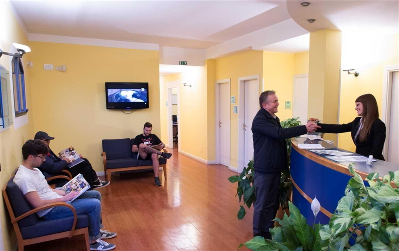 Lavora con noi: receptionist in Isokinetic Roma
