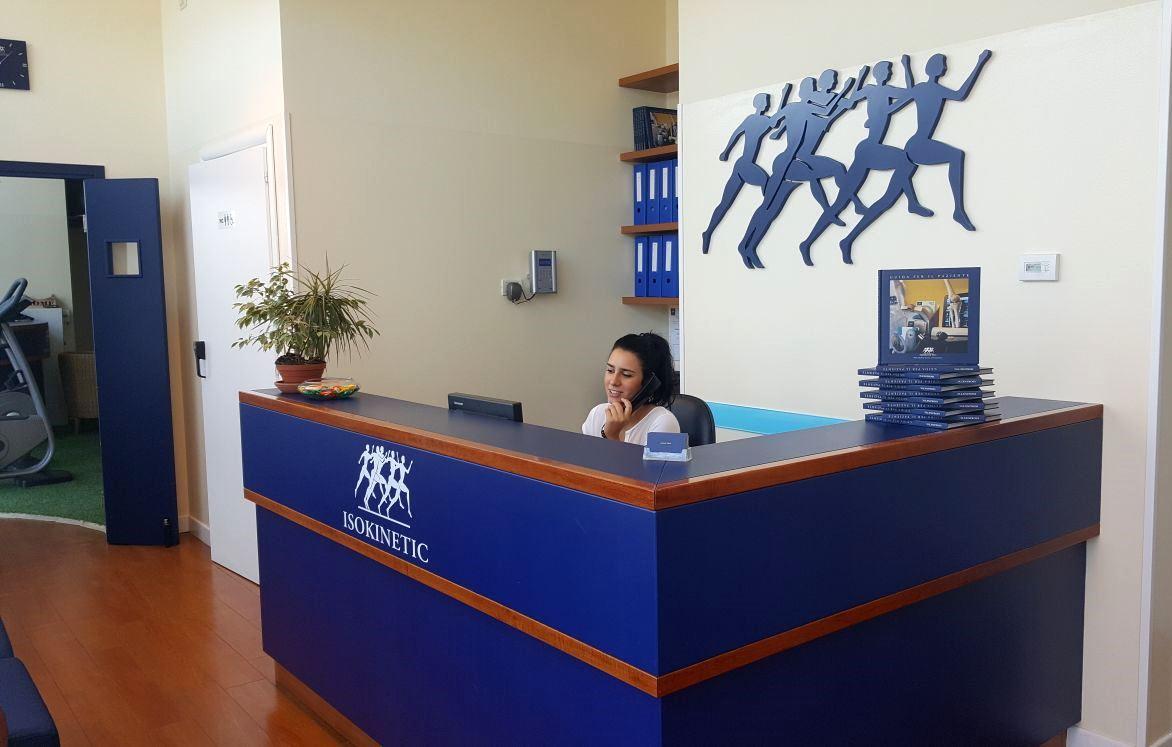 Isokinetic Rimini sta cercando un'amministrativa addetta alla reception