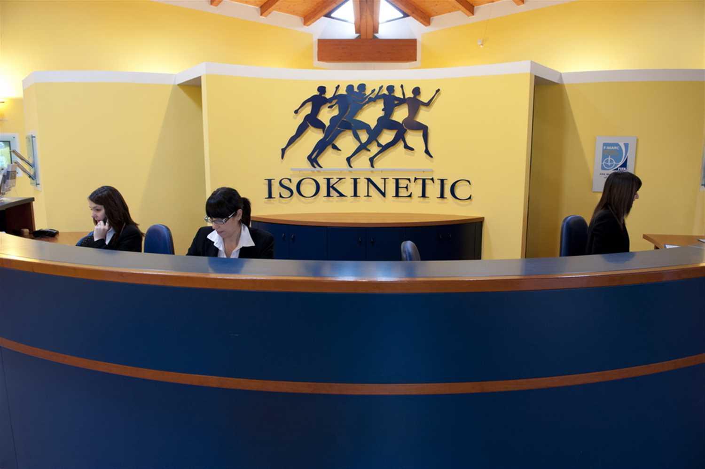Lavora con noi: receptionist in Isokinetic Bologna