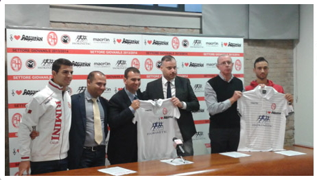 Rimini Calcio in partnership con Isokinetic