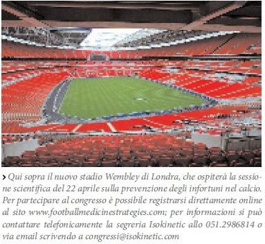 """Tabloid di Ortopedia: """"Strategie per prevenire gli infortuni nel calcio"""""""