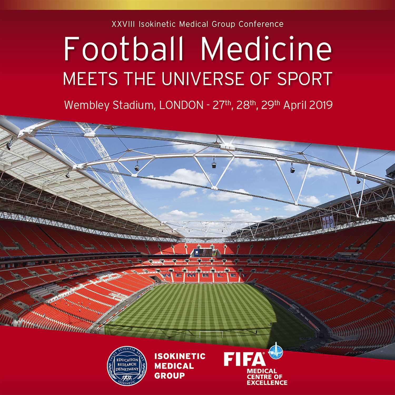 La Medicina del Calcio incontra gli altri sport: al Congresso Isokinetic 2019 le ultime frontiere nella riabilitazione degli infortuni al ginocchio
