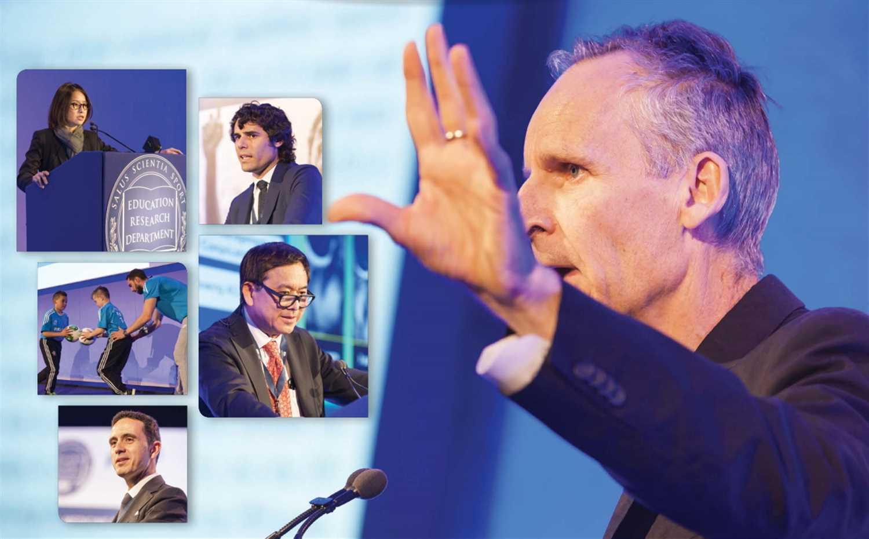 La faculty del Congresso Isokinetic 2017: più internazionale che mai!