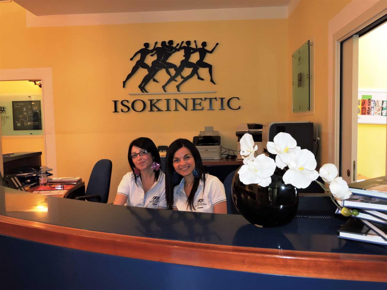 Lavora con noi: receptionist in Isokinetic Torino