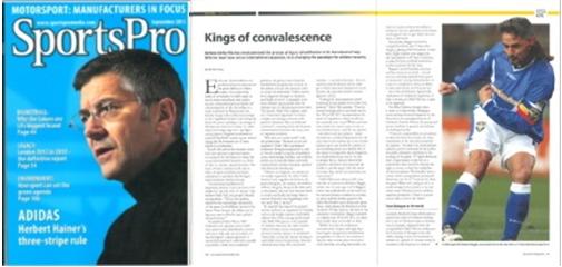 "SportsPro: ""Kings of Convalescence"""