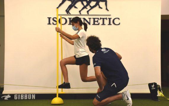 Isokinetic esercizi per migliorare la core stability - core stability esercise