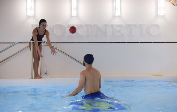 Sport Medicine and orthopaedic rehabilitation - Ph LaPresse - Fabio Ferrari 29 Novembre 2018 Isokinetic
