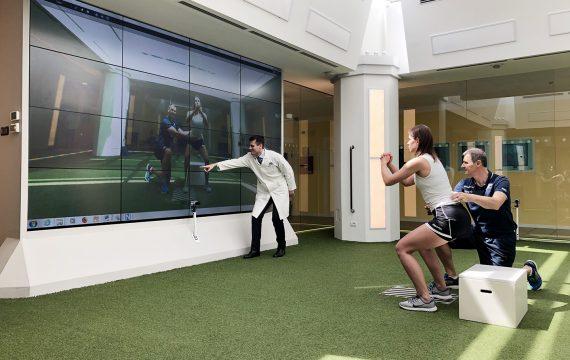 Isokinetic- Bologna -Green-Room-riabilitazione-LCA ginocchio -fisioterapia-