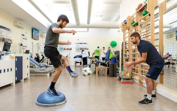 Isokinetic riabilitazione funzionale -sports medicine - oltre la fisioterapia per un recupero duraturo