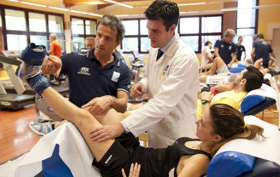 Riabilitazione in palestra Isokinetic Bologna_ medico_fisioterapista