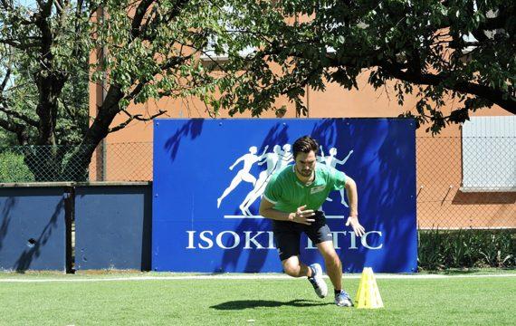 Riabilitazione sul campo_ fiducia nel proprio corpo_gesto sportivo_Isokinetic Bolgona