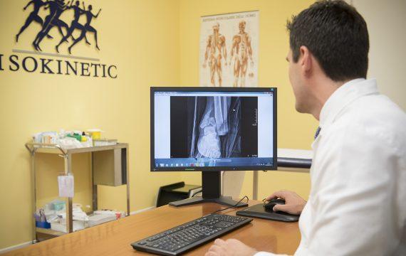 Visita medica specialistica_refertazione immediata della dignostica_Isokinetic Bologna