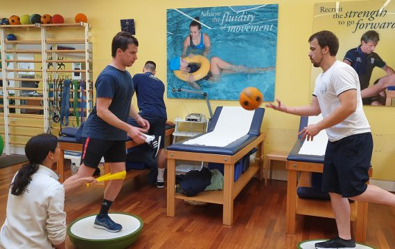 exercise in gym_sports medicine_isokinetic London