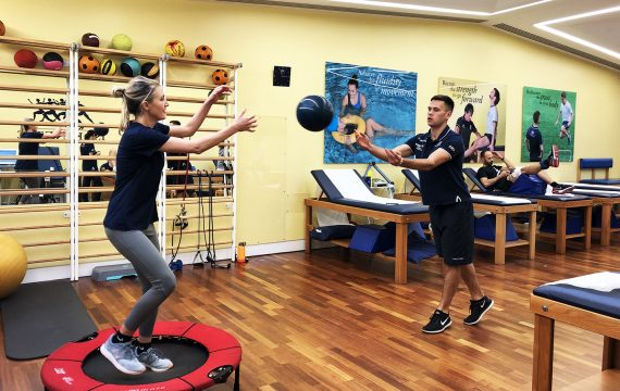 exercise is medicine-Gym- Isokinetic London
