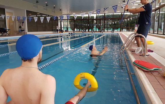 idroterapia_riabilitazione in pisciba fisioterapia Isokinetic Roma