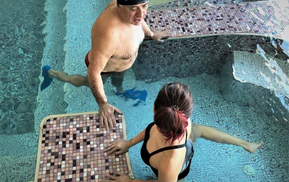 piscina_idroterapia_riabilitazione in acqua rimini riabilitazione