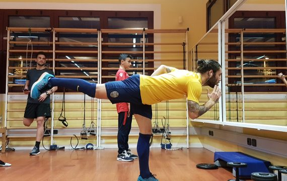 riabilitazione in Palestra_Fisioterapia Isokinetic Bologna