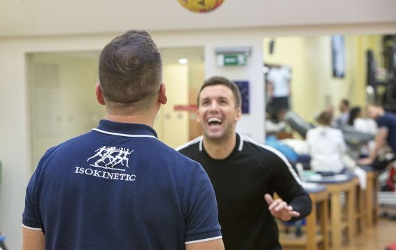 the fun side of physiotherapy_ sports rehabilitation