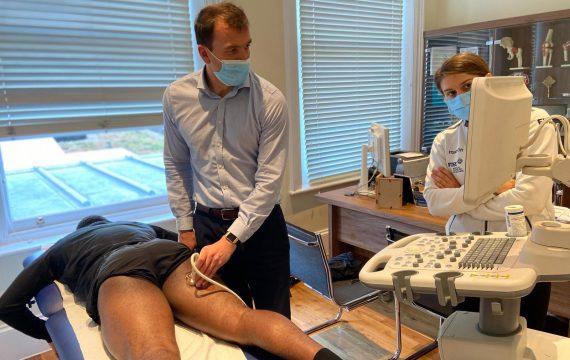 Ultrasound Stride - Isokinetic